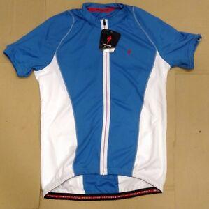 Specialized Cycling Avilan bike Jersey,Men,Blu/Lt Gry ,New,S/M/L