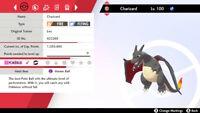 Charizard - Shiny - 6IV - PVP ready -  Best nature - Pokemon Sword / Shield