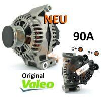 VALEO Generator OPEL Corsa Astra Suzuki Fiat Lancia 1.3 CDTi 55185076 TG9S036