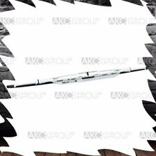 "Premium 18"" Wiper Blade White GTR Wiper Blade For Smooth Clean Safer Driving"