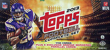 2013 Topps Football Hobby Factory Set