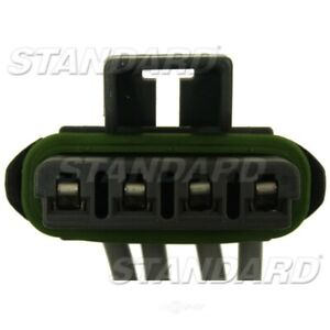 HVAC Blower Motor Resistor Connector-Engine Coolant Fan Motor Connector Rear