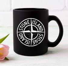Vintage Stone Island Boys Very Rare Logo Coffee Mugs