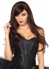 Black Corset Lingerie Sequin Costume Roleplay Exotic Fetish Medium 85024