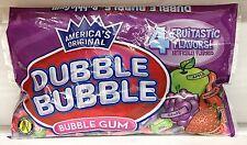 Dubble Bubble Americas Bubble Gum 4 Flavors 16 oz Double