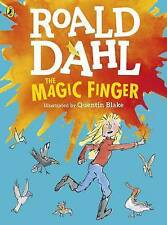 'The Magic Finger' Paperback Book by Roald Dahl