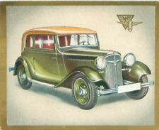 Adler Primus Cabriolet 2 door AUTO CAR Wagen GERMANY IMAGE