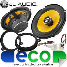 Vauxhall Vivaro 2016 JL 17cm 6.5 Inch 450 Watts 2 Way Front Door Van Speakers