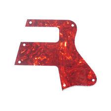 Les Paul LP Special Double Cut Style Guitar Pickguard ,4ply Red Tortoise
