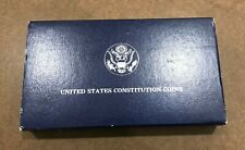 United States Constitution Coins - 1987 - United States Mint