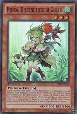 Pilica, Discendente di Gusto YU-GI-OH! PRIO-IT029 Ita SUPER RARA 1 Ed.