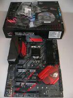 ASUS Strix Z370-H Gaming LGA1151 DDR4 HDMI DVI-D Motherboard Latest Bios 2301