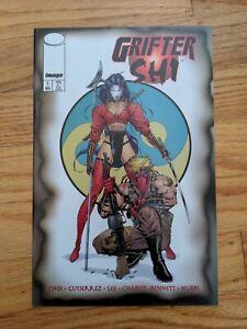GRIFTER / SHI 1 1996 IMAGE COMICS JIM LEE HIGH GRADE TRAVIS CHAREST