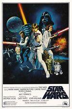 "Star Wars movie poster - 11"" x 17""  Star Wars poster (style c)"