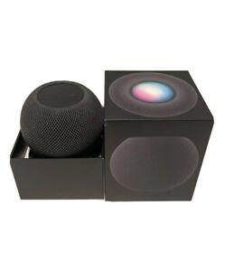 Lightly Used Apple HomePod Mini (original box & power brick) Excellent Condition