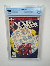 Uncanny X-Men #141 CBCS 9.8 1981 1st app. Rachel Summers. Like CGC. 📈