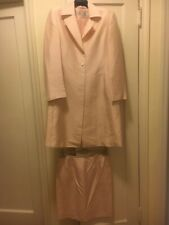 Tahari - Women's Silk skirt and jacket (Pink - Size 8P) Pre-Owned
