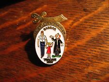 Sabbar Shrine Tucson AZ Lapel Pin - 2007 Arizona USA Shriners Lodge Fez Hat Pin