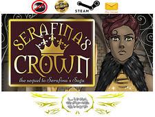 Serafina's Crown PC & Mac Digital STEAM KEY - Region Free