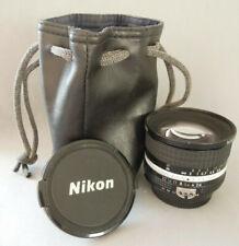 NIKKOR 20mm Ai-S2.8 AIS Nikon lens