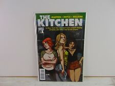 The Kitchen #1 Vertigo Comics