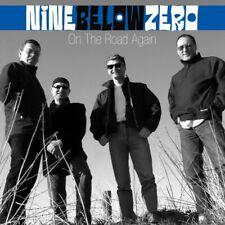 Nine Below Zero(CD/DVD Album)On The Road Again-Secret-SECDP219-EU-2019-New