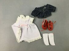 """Effanbee Patsy doll clothes and shoes used """"Just Me"""" Doll1940's EFFANBEE DOLL"""