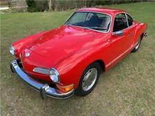 1973 VW Karmann Ghia