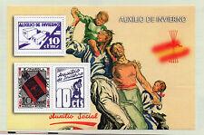 España Auxilio de Invierno Hojita recuerdo (CE-431)