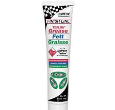 FINISH LINE TEFLON BIKE CYCLE GREASE   3.5oz 100g TUBE
