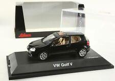 VW GOLF V noir 1/43