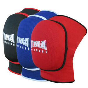 TMA Volleyball Karate, Judo, MMA, Taekwondo Martial Arts Knee Guards