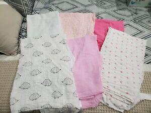 Muslim swaddle blanket lot (6)