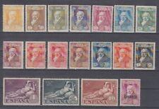 Espagne (1930) Série Neuf Complet sans Charnière MNH -scot 499/16 Goya