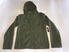 Old Navy Girl's Army Green Hooded Jacket NWT ~ Size XXL (16)