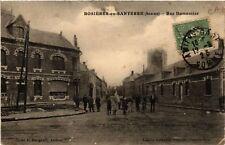 CPA  Rosiéres-en-Santerre (Somme) - Rue Dumontier    (515500)