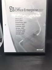 Microsoft Office Enterprise 2007 Home Use Program Word Excel PowerPoint and more