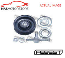 0287-R51M FEBEST V-RIBBED BELT TENSIONER PULLEY L NEW OE REPLACEMENT