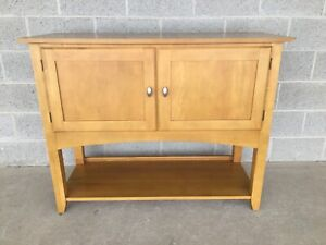 ETHAN ALLEN ELEMENTS BUFFET-SERVER (27-6225) (215)