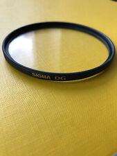 Sigma DGUV Filter 77mm Japan.