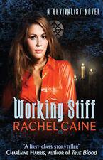 RACHEL CAINE __ WORKING STIFF ___  BRAND NEW __ FREEPOST UK