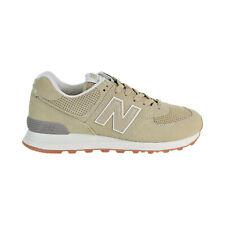 New Balance 574 Suede Men's Shoes Hemp ML574-ESF