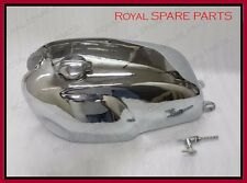 Honda CB XS Manx Style Cafe Racer Gas Fuel Petrol Tank Chromed With Monza Cap
