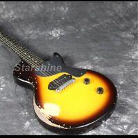 Top Quality Junior Relic Electric Guitar 100% Handmand  Nitrocellulose Finish