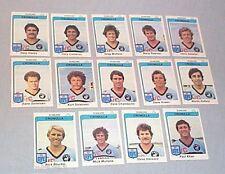 1980  CRONULLA SHARKS  SCANLENS RUGBY LEAGUE CARDS