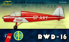 RWD-16 (polish markings) 1/72 ardpol (pzl)