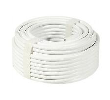 Cable COAXIAL130dB POUR TNT & ANTENNE PARABOLE  DOUBLE ALU  DOUBLE TRESSE
