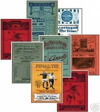 Arsenal FA Cup Winners 1930 1st Trophy Trading Card Set