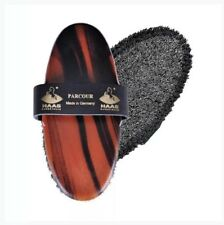 HAAS Grooming Brush, PARCOUR, SUPER SHINE, FREE UK Postage