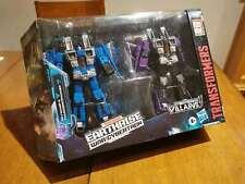 Transformers Earthrise Thundercracker and Skywarp Cybertronian Villains WFC-E29